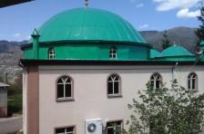Esentepe Camii'nin Kubbe'si Tamamlandı.