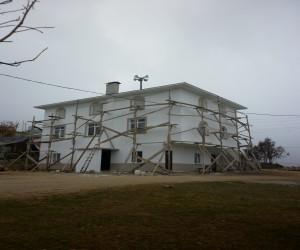 Büyük Oba Camisi Tamamlandı.